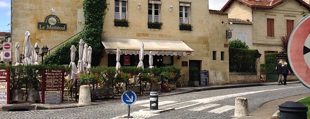 Restaurant Le Medieval is one of Orte, die Teresa gefallen.