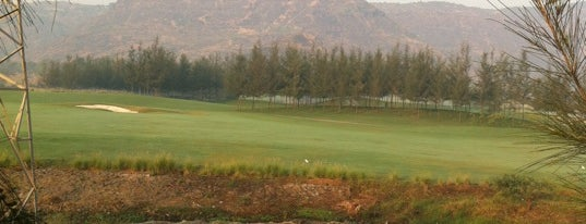Golf Course, Kharghar is one of Birdie ( Worldwide ).