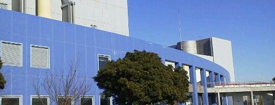 君津市民文化ホール is one of 丹下健三の建築 / List of Kenzo Tange buildings.