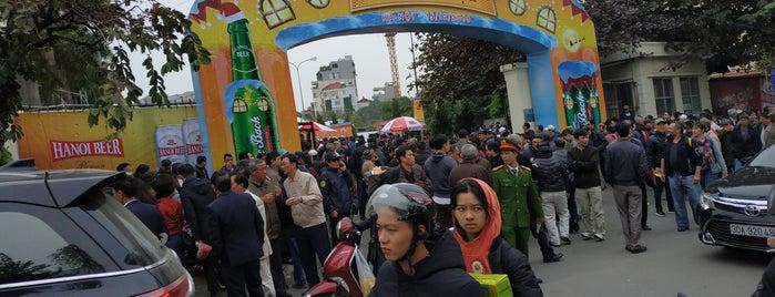 Cung Thể Thao Quần Ngựa (Quan Ngua Stadium) is one of du lịch - lịch sử.