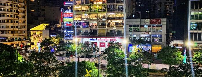 Saigon Garden is one of Lugares guardados de Bo.
