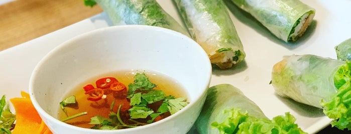 Minh Chay Vegan Restaurant 30 Mã Mây is one of Vietnam.