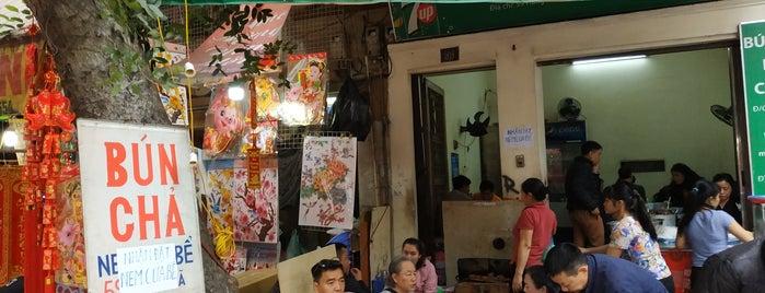 Bún Chả Nem Cua Bể is one of Vietnam.