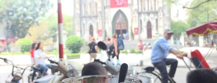 Trà Chanh 26 Nhà Thờ is one of Hanoi Street Food Tour.