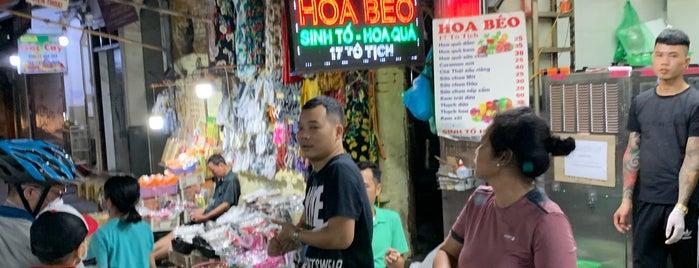 Hoa quả dầm Hoa béo is one of Hanoi.