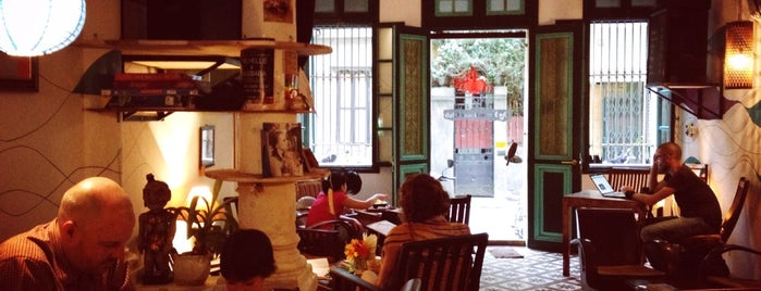 The Hanoi Social Club is one of Monicaさんの保存済みスポット.