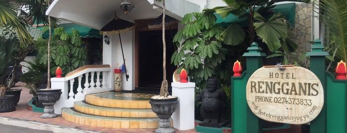 Hotel Rengganis Yogyakarta is one of Ирина : понравившиеся места.