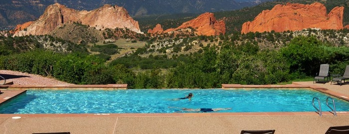 Garden of the Gods is one of 11 Awesome Pools to Add to Your Summer Bucket List.