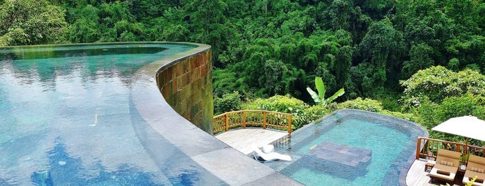 Ubud Hanging Garden is one of 11 Awesome Pools to Add to Your Summer Bucket List.