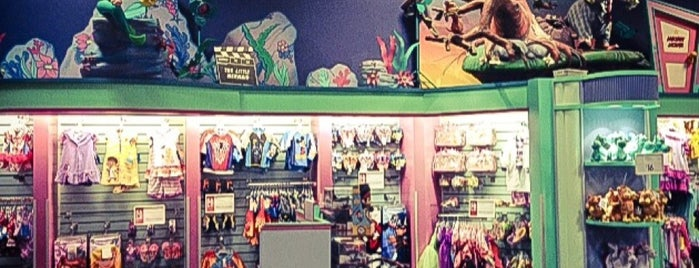 Disney store is one of Best Spots to Visit.