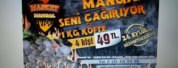 Masket Mangal is one of Çocuklar için.