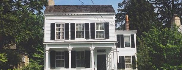 Albert Einstein's House is one of Road Trips (Under 3 Hours).