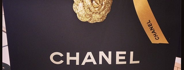 CHANEL Boutique is one of SF.