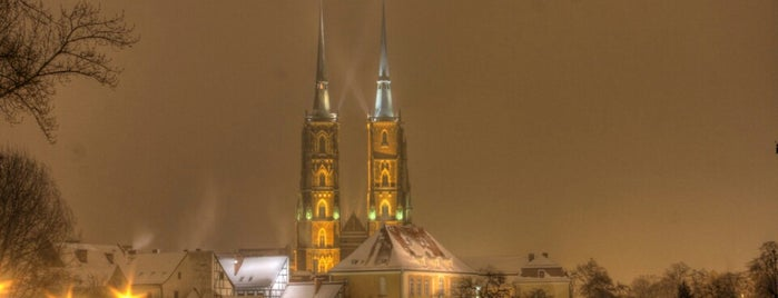 Katedra św. Jana Chrzciciela is one of Lieux qui ont plu à Kriss.