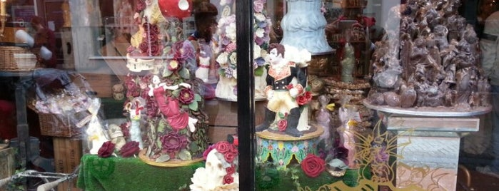 Choccywoccydoodah is one of Things to do in Europe 2013.