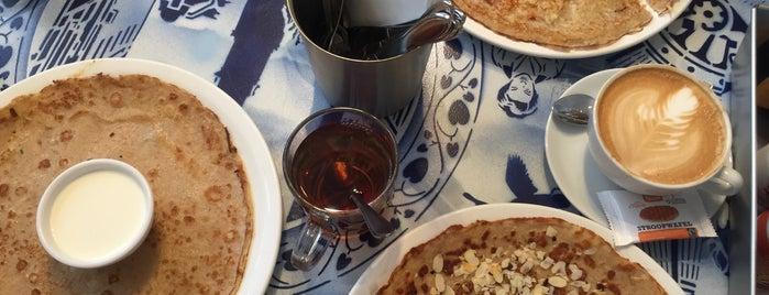 Pancakes Amsterdam is one of Irina 님이 좋아한 장소.