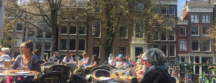 Café Van Zuylen is one of Orte, die Irina gefallen.