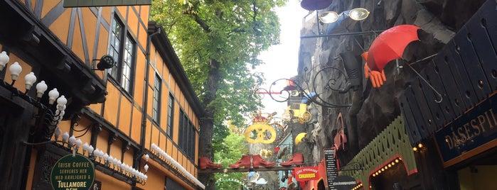 Tivoli is one of Tempat yang Disukai Irina.
