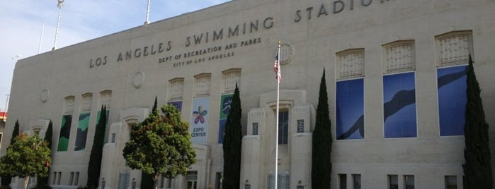 John C Argue Swim Stadium is one of LA.
