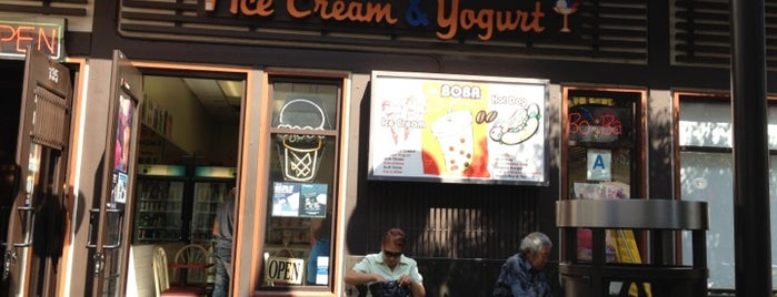 Little Tokyo Ice Cream & Frozen Yogurt is one of Tass 님이 좋아한 장소.