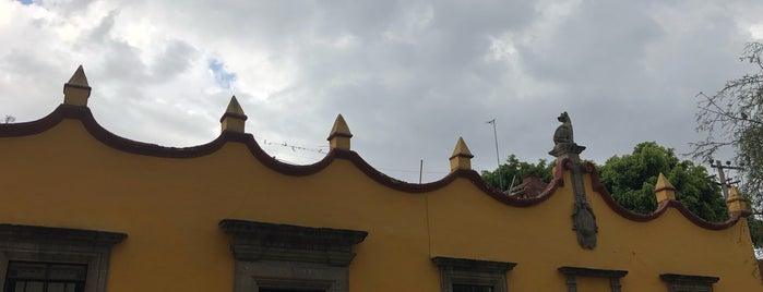 Jardín Plaza Hidalgo is one of CDMX.