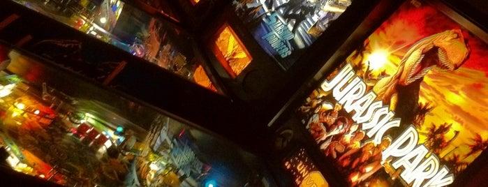 Orbit Pinball Lounge is one of Pinball Destinations.