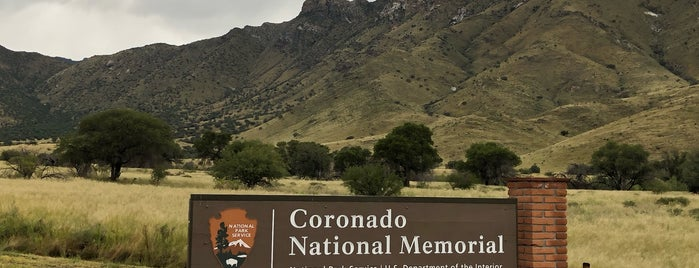 Coronado National Memorial is one of Places I Recommend to Visit.