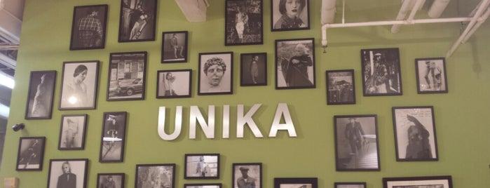 Unika is one of Mia.