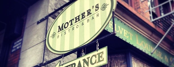 Mother's Bistro & Bar is one of @VNL's Guide to PDX.