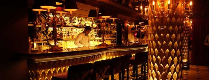 Park Chinois is one of Want to Try Out.
