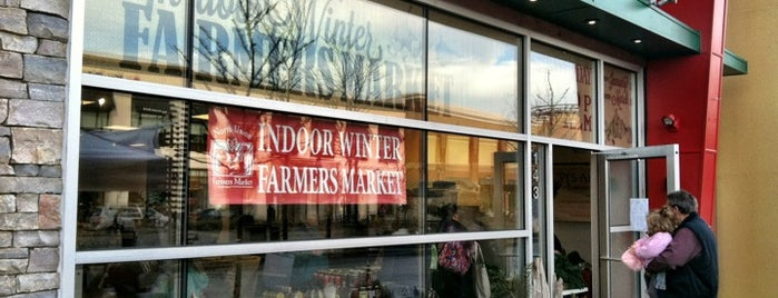 North Union Farmers Market at Crocker Park is one of Historian.