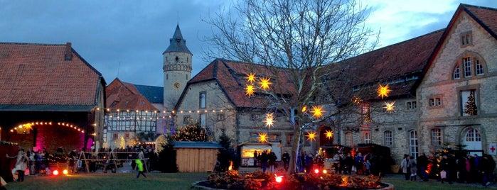 Schloss Oelber is one of Region Hannover.