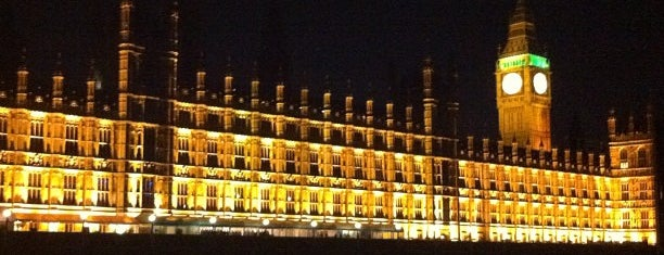 Houses of Parliament is one of London, Greater London UK.