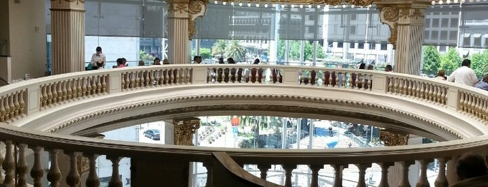 The Rotunda at Neiman Marcus is one of You Fancy Huh.
