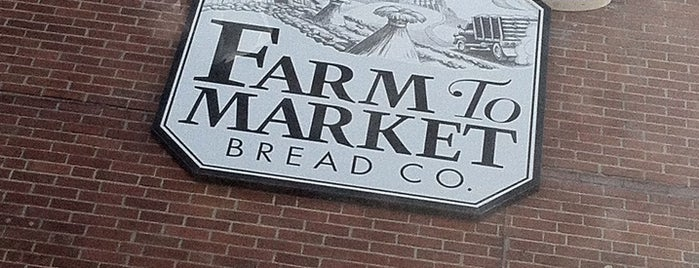 Farm To Market Bread Co. is one of Stephen'in Beğendiği Mekanlar.