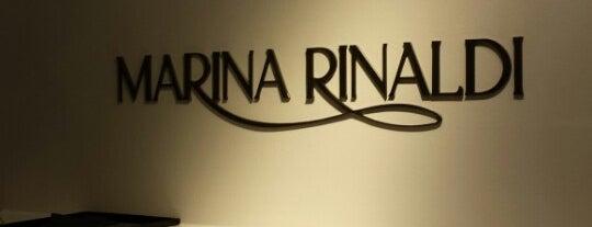 Marina Rinaldi is one of Locais curtidos por PJ.