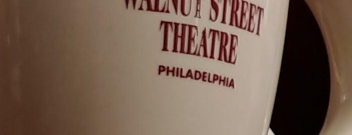Walnut Street Theatre is one of สถานที่ที่ Andrea ถูกใจ.