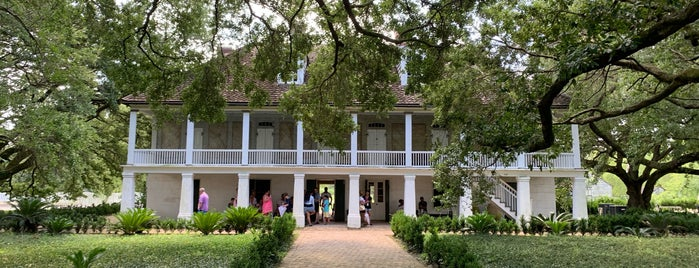 Whitney Plantation is one of NOLA.
