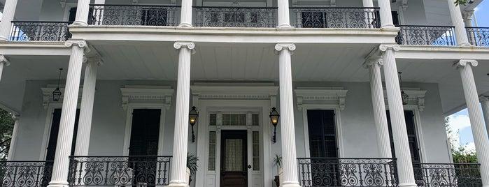Buckner Mansion is one of NOLA.