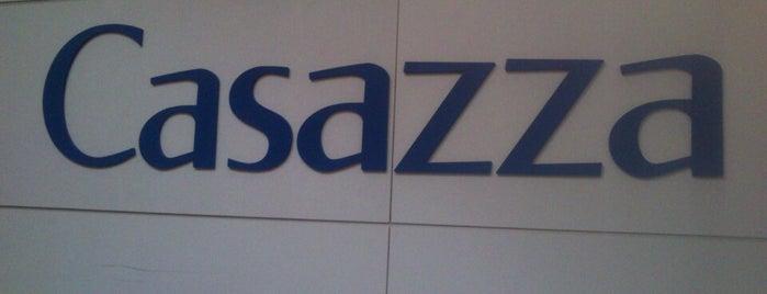 MetroBs Casazza is one of Stazioni Metro Brescia.