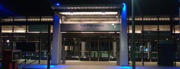 MetroBs San Polo Parco is one of Raimondoさんのお気に入りスポット.