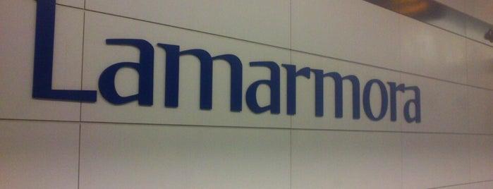 MetroBs Lamarmora is one of Stazioni Metro Brescia.