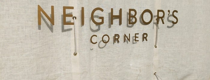 Neighbor's Corner is one of San Francisco.