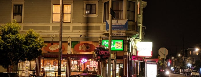 Happy Donuts is one of SF.