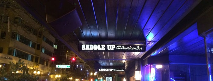 Saddle Up is one of Orlando Eats.