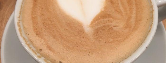 Reinholz Kaffeerösterei is one of Europe specialty coffee shops & roasteries.