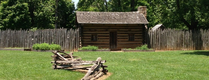 Sycamore Shoals State Historic Park is one of Johnson City to do.
