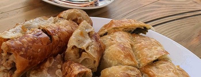 Bosanska Pita  boşnak böreği is one of Gidilecekler.