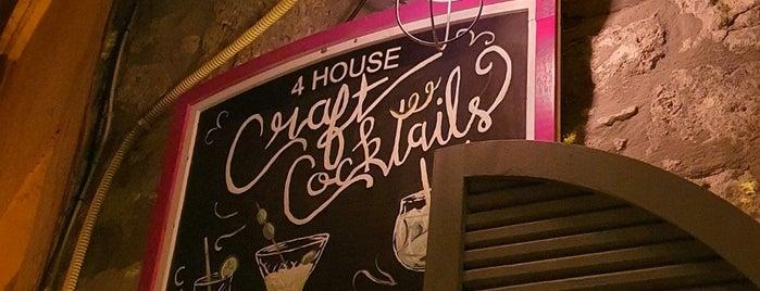 4 House Wine & Cheese is one of Alaçatı.