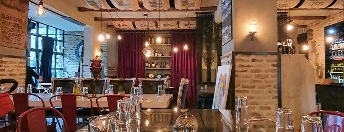 Brio Ristorante is one of Istanbul Favorite Restaurants.